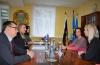 Состоялась встреча и. п. главы Пскова с представителем города-побратима из США