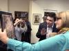 В Пскове открылась персональная выставка «Городские мотивы»