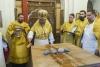 Чин великого освящения храма святителя Николая в Паниковичах Печорского района совершил митрополит Тихон