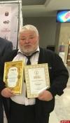 Псковский прозаик Игорь Смолькин стал золотым дипломантом X славянского литературного форума