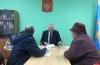 На приеме у председателя Псковского облсобрания жители Струг Красных пожаловались на качество воды и дорог