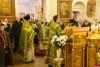 В день памяти преподобного Мартирия Зеленецкого епископ Великолукский и Невельский Сергий возглавил Литургию в Вознесенском соборе Великих Лук
