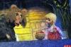 Сказку «Машенька и медведь» покажет Псковский театр кукол в первый день зимы
