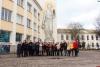 Делегация волонтеров Молодой Ганзы побывала в Великом Новгороде