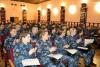 Сотрудники из нескольких регионов России завершили профессиональное обучение в псковской Академии ФСИН