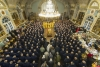 Престольный праздник прошел в храме Александра Невского