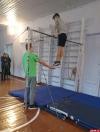 Первый этап городских соревнований по воркауту прошел в псковской школе №9