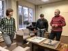В Пскове начался монтаж выставки «В ожидании чуда»