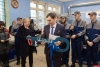Обновленные учебные мастерские профколледжей открылись в Пскове и Опочке