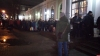 Фотофакт: Усиленные меры безопасности на псковском вокзале привели к очередям