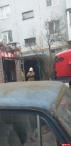 Пожарные спасли человека из загоревшегося дома на Коммунальной в Пскове