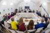 Новые меры поддержки деятелей культуры Михаил Ведерников представил на встрече с театральной общественностью
