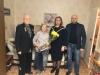 В Пскове два ветерана получили поздравление секретаря Генсовета «Единой России» Андрея Турчака