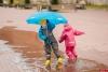 Как правильно одеть ребенка на прогулку в конце зимы