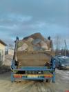 «Экопром» продолжает вывоз мусора с Талабских островов