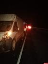 На трассе Петербург - Невель легковушка насмерть сбила пешехода