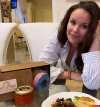 Оксана Федорова поделилась советами о «правильном» мытье головы