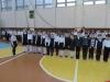 В одной из школ Пскова состоялся парад смотр строя и песни