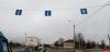 От 30 до 50 дорожных знаков обслуживается ежедневно на территории Завеличья и Запсковья