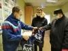 Псковские единороссы передали партию масок и антисептиков в местные отделения