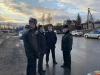 Губернатор Михаил Ведерников проверил работу постов ГИБДД на въезде в Псков