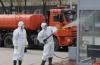 УГХ Пскова призвало подрядчиков приступить к санитарной обработке улиц с использованием дезинфицирующих средств
