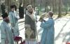 Видеотрансляция из Псково-Печерского монастыря: Божественная литургия в день Благовещения Пресвятой Богородицы