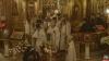 Началась трансляция Пасхальной службы в Псково-Печерском монастыре. ВИДЕО