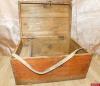 Хранившийся более 100 лет сундук передан в изборский музей