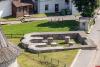 Богослужения в день всех псковских святых вновь пройдут на фундаментах Довмонтова города