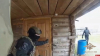 Семейную нарколабораторию накрыли полицейские в Псковской области. ВИДЕО