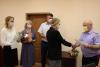 Первые офицерские погоны вручили сестрам-близнецам в Пскове