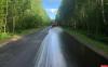 Ремонт пяти участков дороги Заполье – Гдов близится к завершению