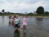 В Ольгин день псковичей зовут перейти реку Великую вброд