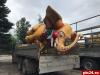 «Летающих слонов» привезли в парк Великих Лук