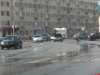 «Рено Логан» врезался в ВАЗ на Октябрьской площади