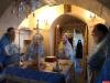 Началась видеотрансляция всенощного бдения в Псково-Печерском монастыре