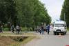 Велосипедиста сбили в центре Дно