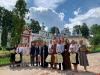Студенты-участники археологической экспедиции встретились с митрополитом Тихоном
