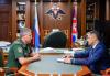 Ход строительства новой больницы обсудили псковский губернатор и замминистра обороны