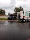 Два человека пострадали при столкновении двух автомобилей в Неелово