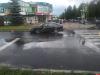 Три человека пострадали в ДТП на перекрестке Рижский - Петровская в Пскове. ФОТО