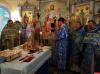 Торжественная служба, посвященная 600-летию явления иконы Чирской Богоматери, прошла в Палкино