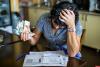 За два месяца объем просроченной задолженности физлиц вырос в России на 120%