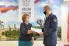 В Псковской области ветерану УИС вручили жилищный сертификат