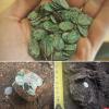 Археологи нашли клад в центре Пскова