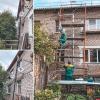 Псковские тепловые сети привели в порядок теплотрассу на улице Яна Райниса
