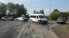 Водитель фургона сбежал после столкновения с «Хендаем» в Соловьях