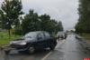 Два автомобиля «Шевроле» столкнулись на улице Западной в Пскове