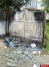 Восемь контейнеров для ТКО сожгли в Псковской области на выходных